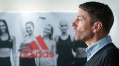 Fokus auf Hauptmarken: Adidas-Vorstand hebt Ziele an