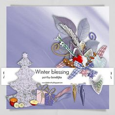 Winter Blessing Elements by ucarodejkyh Megakit Part