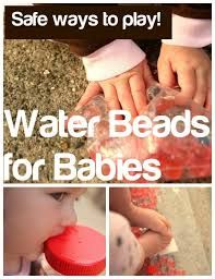 Image result for water jelly beads for sensory play
