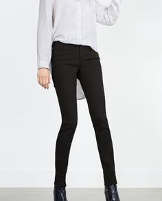 SKINNY TROUSERS-View All-TROUSERS-WOMAN-SALE | ZARA United States