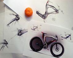 Opel Rad e-Bike by Kiska