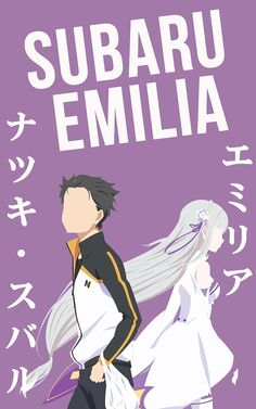 Subaru & Emilia ~ Korigengi | Wallpaper Anime