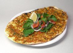 Lahmacun – tyrkisk pizza