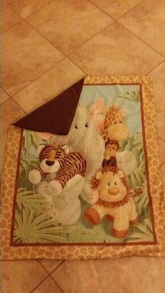 Blanket for Jude