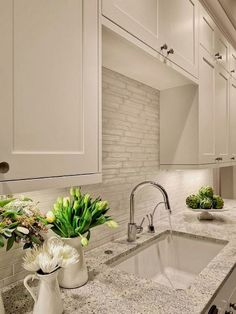 Kitchen Cabinet Colors - CLICK THE PIN for Various Kitchen Cabinet Ideas. 78885483 #kitchencabinets #kitchendesign
