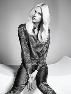 Aline Weber Shines in A.Brand Fall 2013 Campaign | Fashion Gone Rogue: The Latest in Editorials and Campaigns