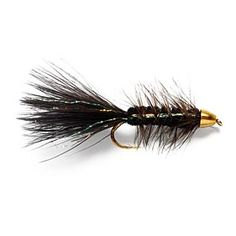 Brass Cone Head Woolly Bugger