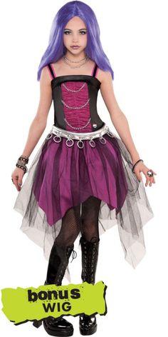Girls Monster High Spectra Vondergeist Costume - Party City...  this is my costum