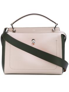 1205a2ed265c Fendi Color Block Dotcom Tote - Farfetch