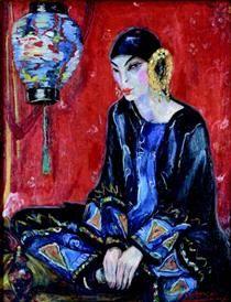A Chinesa - Anita Malfatti