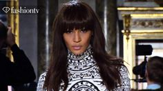 Joan Smalls - Model Talk | Fall/Winter 2013-14 Fashion Week | FashionTV