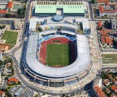 Estadio Cidade de Coimbra - Academica