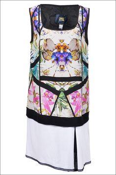 NEW ARRIVAL! #CavalliClass #Dress #Vintage #Secondhand #Onlineshop #Designer #MyMint