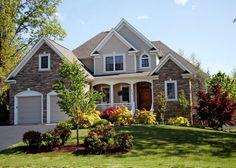 Nice house, nice landscaping