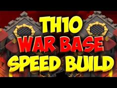 """cool Clash of Clans - *TH10 War Base* Speed Build! Hard to Beat!Subscribe for more awesome content:  Thumbs up if you enjoyed! ツ â‡""""â‡""""â‡""""â‡"""" Read More â‡""""â‡""""â‡""""â‡"""" Need FREE Gems? Visit FreeMy...http://clashofclankings.com/clash-of-clans-th10-war-base-speed-build-hard-to-beat/"""