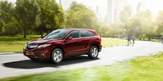 RDX with Technology Package in Basque Red Pearl II