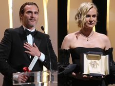 """The Square,"" Joaquin Phoenix, Diane Kruger take top prizes at Cannes #Entertainment_ #iNewsPhoto"