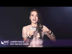 Lauren Daigle Backstage at the Dove Awards - YouTube  SHE SO CUTE  CONGRATS #LaurenDaigle