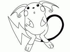 Free Printable Pokemon Coloring ZNeRE
