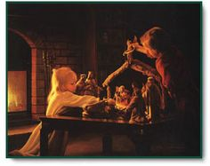 Greg Olsen - Angels of Christmas - Christ-Centered Art