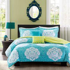 Intelligent Design Liliana Damask Comforter Set  found at @JCPenney