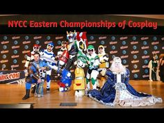 New York Comic Con Eastern Championships Of Cosplay, NYCC 2016 Best Cosplayers - Video --> http://www.comics2film.com/new-york-comic-con-eastern-championships-of-cosplay-nycc-2016-best-cosplayers/  #Cosplay