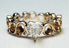 結婚指輪・婚約指輪のオーダーメイド事例