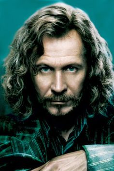 One of my favorite fictional characters. Sirius Black just might be my soulmate. An amazing man & a brave K-9.