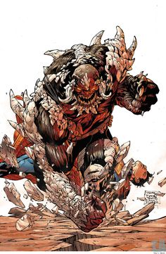 DOOMSDAY: Greg Pak Brings The Superman-Killer Into The New 52 For Villains Month [Interview]