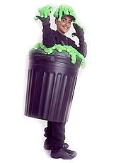 Bucket of Slime Halloween Costume for Kids