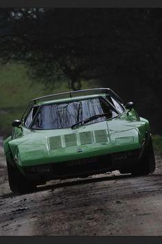 Photo: Lancia Stratos :)