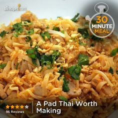 """A Pad Thai Worth Making 