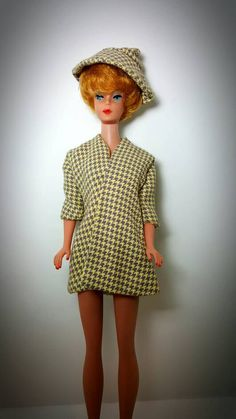 Check out this item in my Etsy shop https://www.etsy.com/listing/265357957/vintage-barbie-size-12-inch-doll-yellow