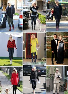 Bellyitch: Shop Gwen Stefani's Inspiration Look