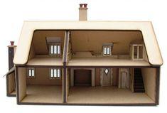 Woodnook Cottage 'The Enchanted Range' Kit 1/48th