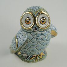 Artesania Rinconada Owl Silver Anniversary Club Redemption #769