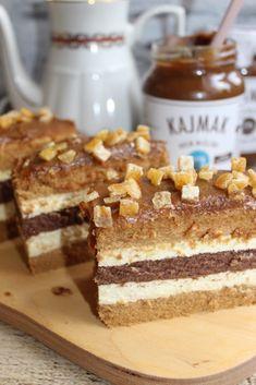 Polish Recipes, Polish Food, Sweet Desserts, Tiramisu, Food And Drink, Cookies, Ethnic Recipes, Crack Crackers, Polish Food Recipes