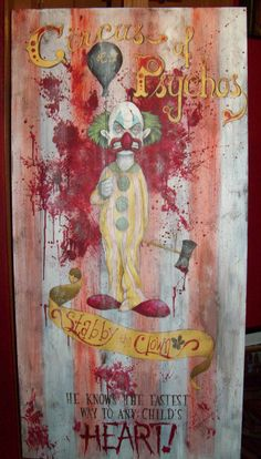 Psycho Circus - Stabby the Clown