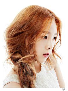 SNSD Tae Yeon - High Cut Magazine Vol.103