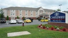 Candlewood Suites Newport News Yorktown Virginia Just 5 Miles From Williamsburg International Airport This Pet Friendly Hotel