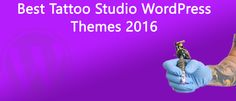 This list includes a few free themes, some premium themes, and a few others that offer free & paid versions. Show off the art of tattooing with flair using this image-rich WP themes.