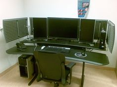 Biomorph Level3 Desk for the PACS set up