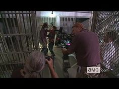The Walking Dead: Internment: Making of Featurette --  -- http://wtch.it/g3dPw