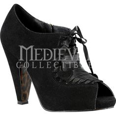 black heels midevil - Google Search