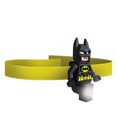 Look what I found on #zulily! LEGO Batman Head Lamp by LEGO #zulilyfinds