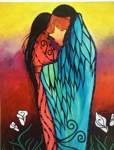 jackie traverse artist | Jackie Traverse from Winnipeg.. amazing artist.. I love her work