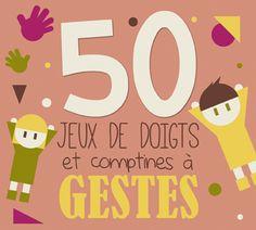 CD, 50 jeux de doigts et comptines à gestes - Coffret 3 CD - Les Editions Eveil et Découvertes