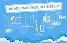 #DiaInternacionalDeLosTuiteros. Un abrazo a todos los tuiteros y tuiteras de España y América Latina. ¡Feliz día y que Dios los bendiga!