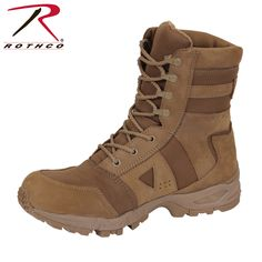 Shop the latest collection of Rothco AR Coyote Forced Entry Tactical Boot from the popular stores - all in one Skate Shoes, Men's Shoes, Jungle Boots, Skechers Work, Soccer Boots, Military Gear, Duck Boots, Waterproof Boots, Hiking Boots