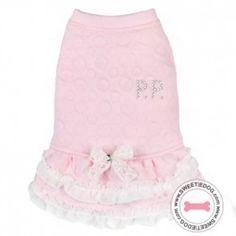 Robe chien baby Dress Pretty Pet www.sweetiedog.com #chien #prettypet #sweetiedog #dog